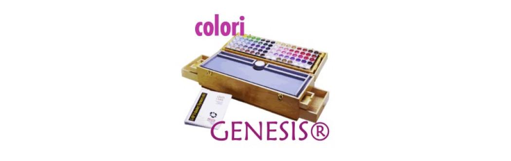 Genesis Colori e Medium