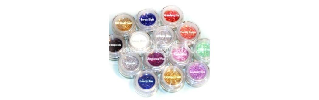 Micro glitter luminosi