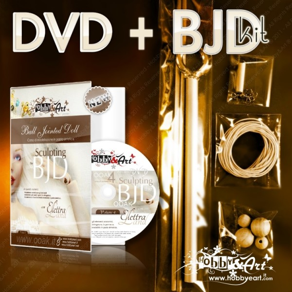 BJD Starter Kit + DVD