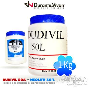 Colla Dudivil 50L (Neolith 50L) per porcellana f. 1Kg