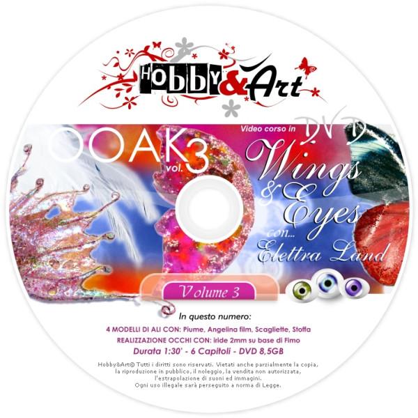 DVD OOAK 3 - Wings & Eyes