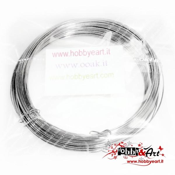 Filo metallico zincato - 5mt x 0,7mm