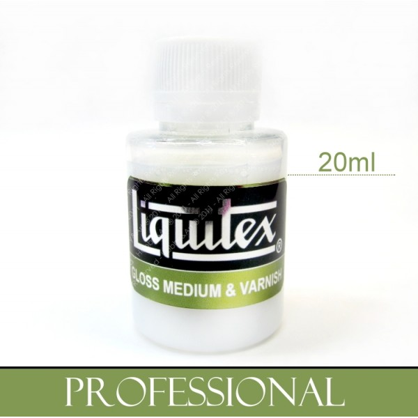 LIQUITEX PROFESSIONAL Gloss Medium - 20ml