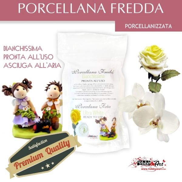 Porcellana Fredda - PORCELLANIZZATA 500gr