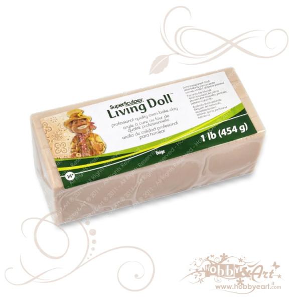 Super Sculpey Living Doll - Medium