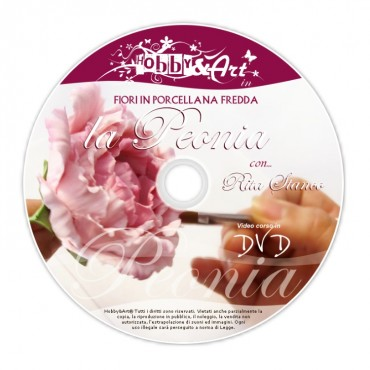 DVD - Porcellana Fredda: La Peonia