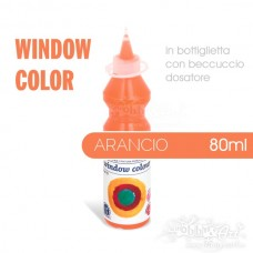 Window Color 80ml - Arancio