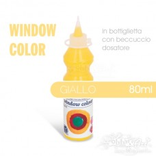Window Color 80ml - Giallo