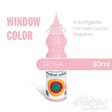 Window Color 80ml - Rosa
