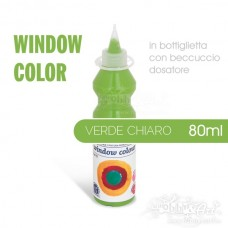 Window Color 80ml - Verde Chiaro