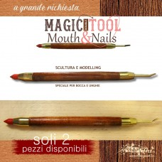 Sculpting Double Tool - Mouth & Nails