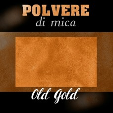 Pigmento in Polvere di Mica - OLD GOLD