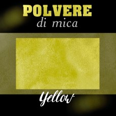 Pigmento in Polvere di Mica - YELLOW