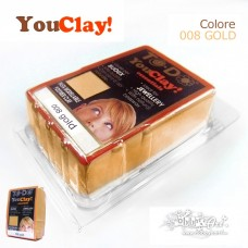 YouClay Essentials To-Do - 008 Gold