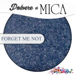 Pigmento in Polvere di Mica - FORGET ME NOT