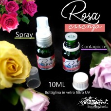Essenza concentrata di ROSA 10ML