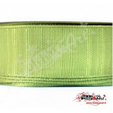 Nastro grosgrain 25 mm VERDE - 1mt o 5mt
