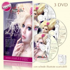 DVD OOAK Fairy - 3 DVD * Beg. + Interm.